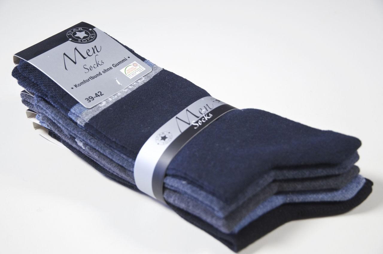 10 paar herren jeans socken komfortbund ohne gummi jeans. Black Bedroom Furniture Sets. Home Design Ideas