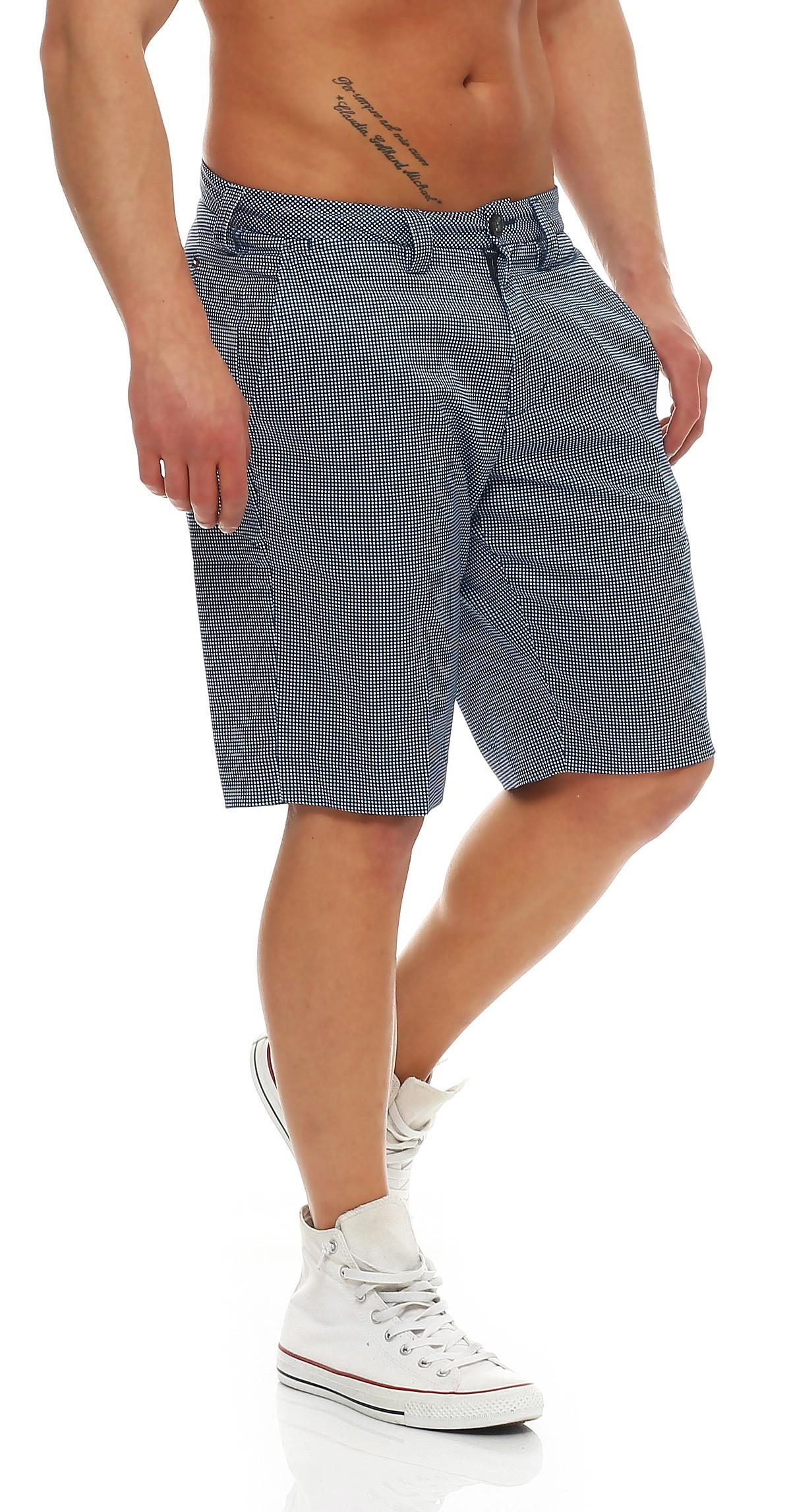 hochwertige tommy hilfiger herren golf shorts mit logo und. Black Bedroom Furniture Sets. Home Design Ideas